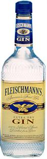 Fleischmann's Gin Extra Dry 750ml - Case of 12